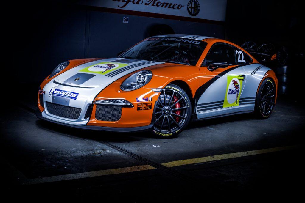 Porsche Photograph