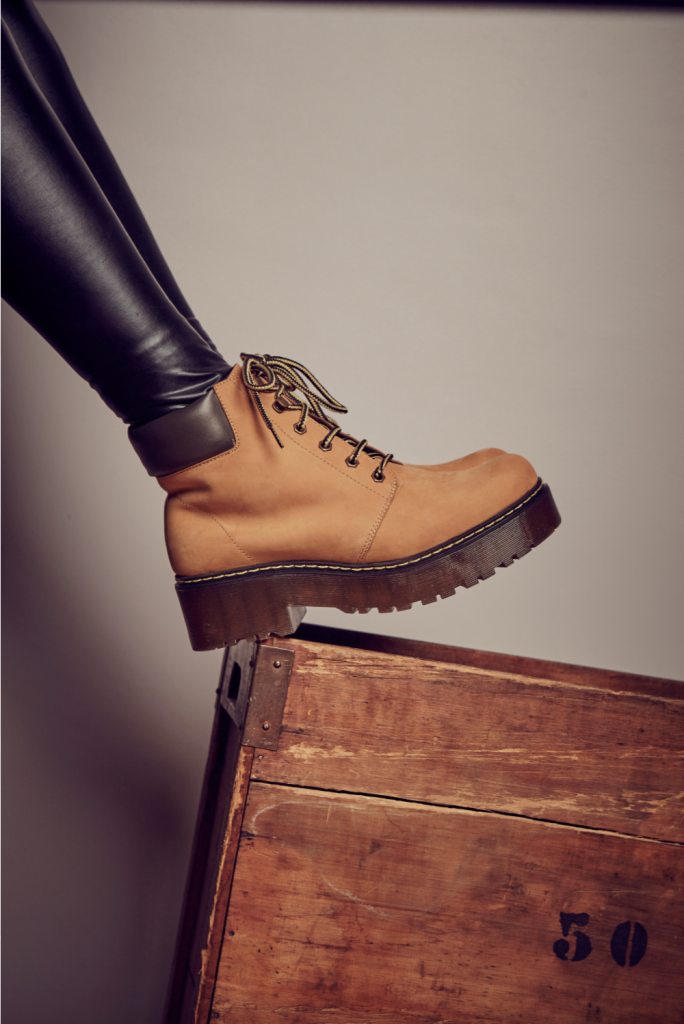 Falabella Boots - Product Photography
